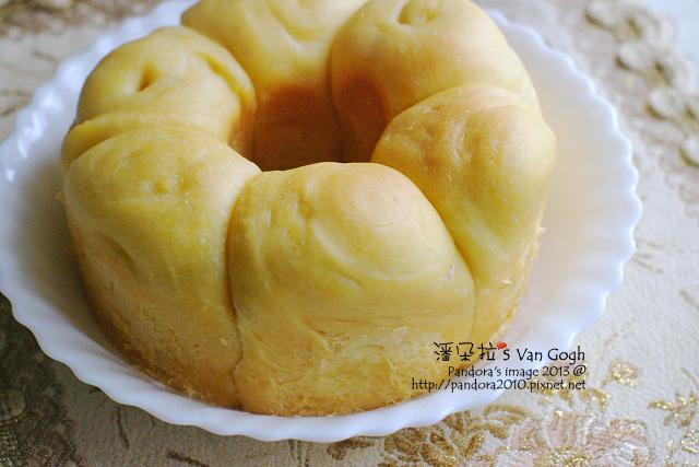 金皇冠優格甜麵包