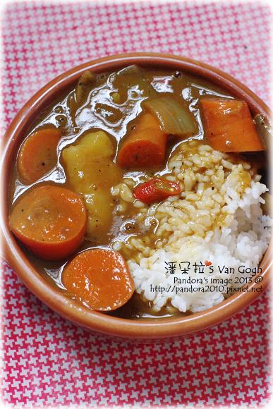 2013.02.11-辣味咖哩飯