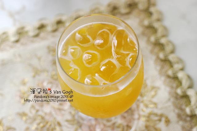 蜂蜜苦瓜汁