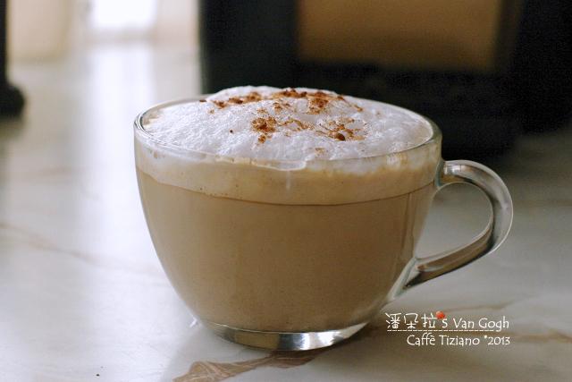 Caffe Tiziano-Cafe Latte