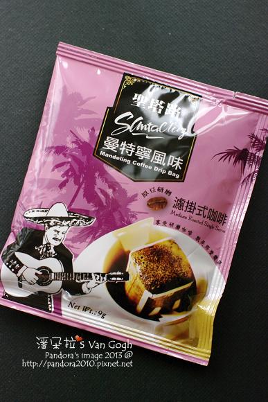 2013.04.28-(聖塔路)濾掛咖啡-曼特寧風味