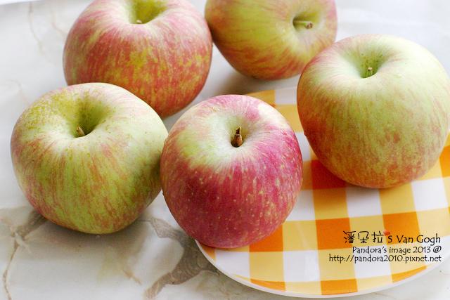 梨山有機蘋果