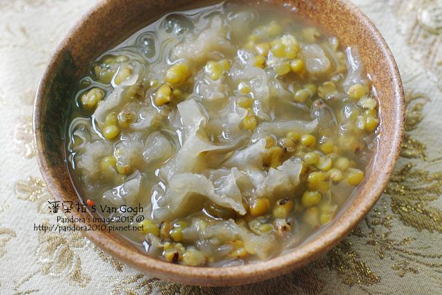 銀耳綠豆湯