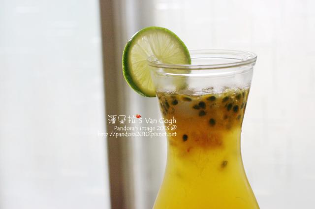 蜂蜜百香檸檬汁