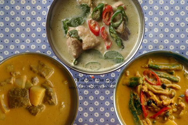 有食候。泰式咖哩風味調理包