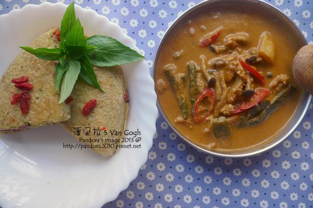 有食候。泰式咖哩風味調理包-紅咖哩豬肉