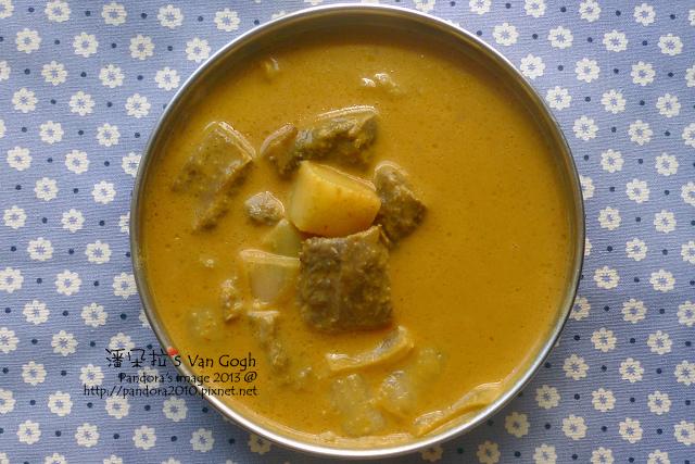 有食候。泰式咖哩風味調理包-黃咖哩牛肉