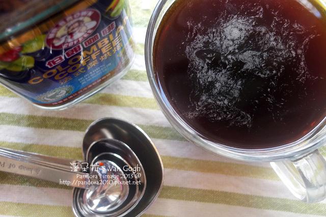 伯朗冷凍乾燥即溶咖啡。法式深烘焙