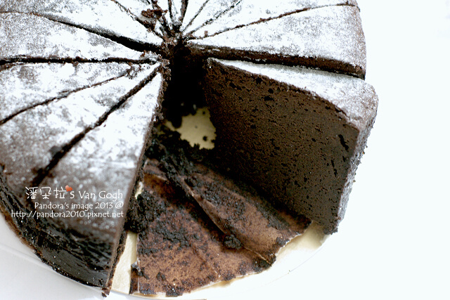 Eudora。甜甜看~ 經典巧克力蛋糕