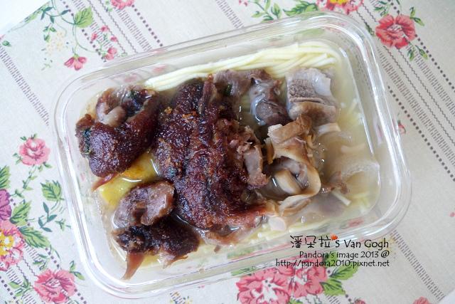 2013.11.27-豬腳玉米麵+竹笙肚片湯.jpg