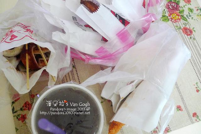 2013.12.14-冬瓜檸檬粉圓、印度三角餅、烤透抽、豬肉米飯捲.jpg
