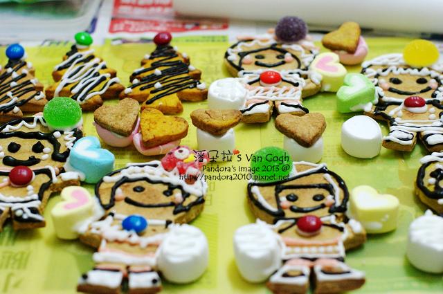 2013聖誕薑餅&南瓜餅乾