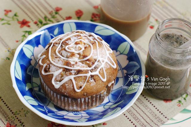 2013.12.23-安素咖啡、焦糖肉桂馬芬、黑五寶.jpg
