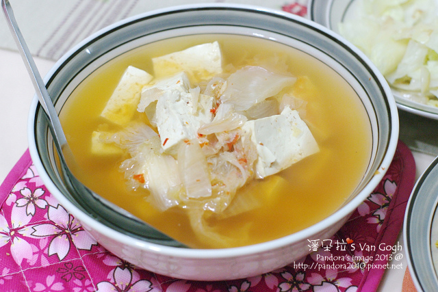 2013.12.25-泡菜豆腐湯.jpg