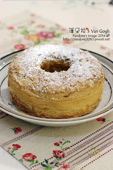 黑糖豆漿蛋糕