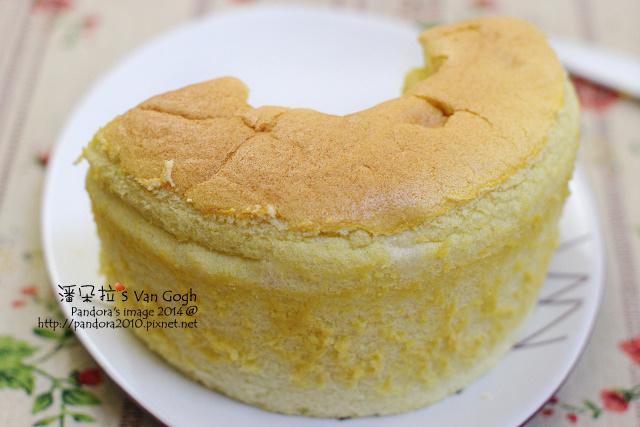 原味戚風蛋糕