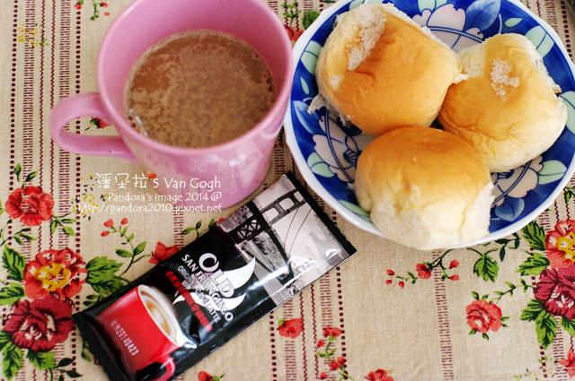 2014.01.27-維也納牛奶餐包、老舊金山原味拿鐵咖啡.jpg