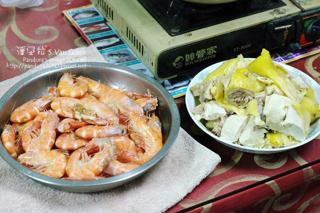 2014.01.30-白蝦、白斬雞.jpg