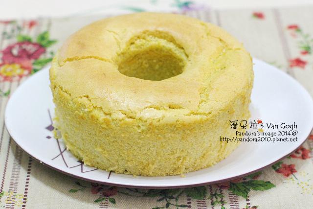 地瓜戚風蛋糕