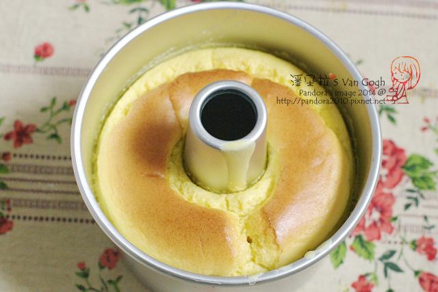原味戚風蛋糕(減脂減糖)