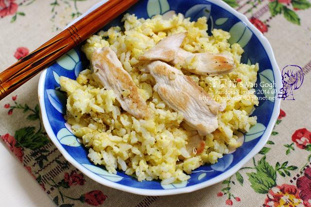2014.03.05-雞胸肉黃金蛋炒飯.jpg