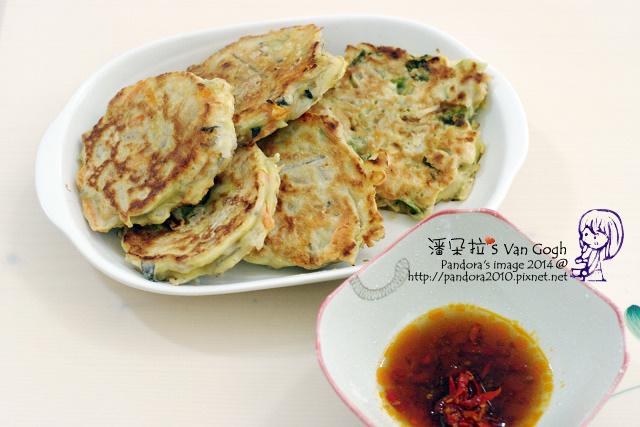 2014.03.14-蔬菜煎餅、辣醬.jpg
