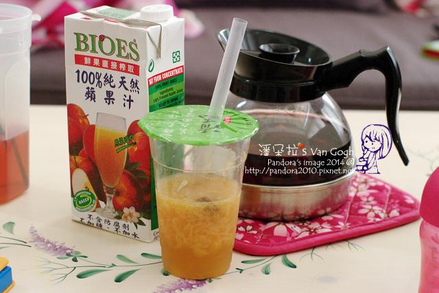 2014.04.02-蘋果汁、翡翠葡萄柚、藍莓果茶.jpg