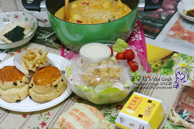 2014.05.01-新加坡叨沙、凱薩沙拉、英式鬆餅、(麥當勞)快樂兒童餐-.jpg