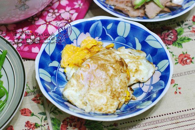 2014.05.22-晚餐。醬油荷包蛋.jpg