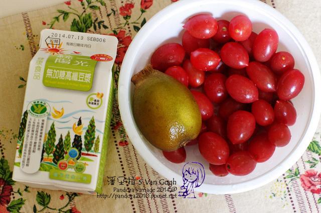 2014.07.10-奇異果、豆漿、蕃茄.jpg