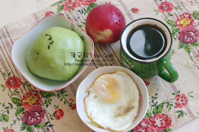 2014.09.24-甜桃、太陽蛋、抹茶芝麻包、(UCC)Gold Special.jpg
