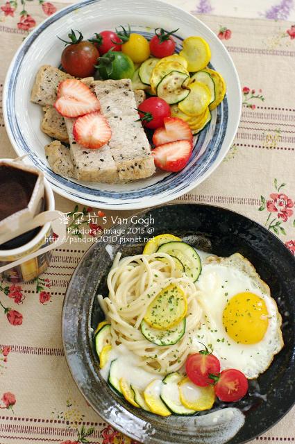 2015.01.17-櫛瓜片佐奶油起司醬、蔬果三明治.jpg