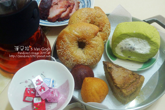 2015.01.24-Amber。西點麵包零食叉燒紅茶