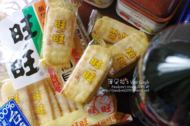 2015.08.13-旺旺仙貝、可口可樂zero.jpg