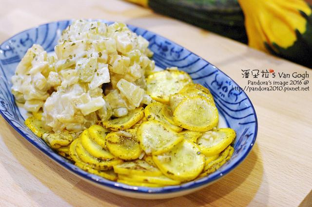 2016.01.13-華爾道夫沙拉、香料橄欖油烤櫛瓜.jpg