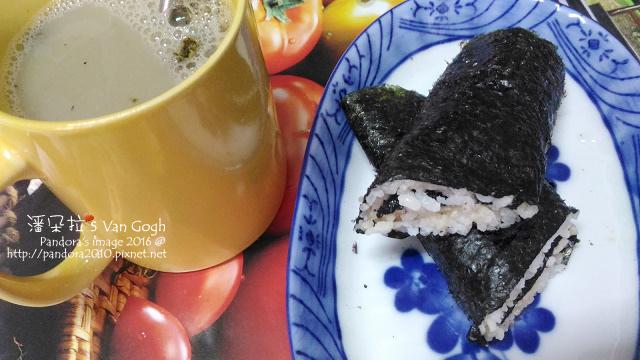 2016.06.02-綠茶堅果穀粉、米飯海苔捲.jpg