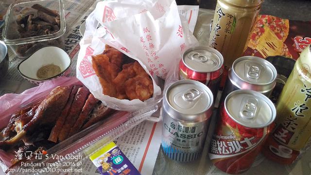 2016.09.11-烤鴨、炸雞翅、啤酒、黑松沙士.jpg