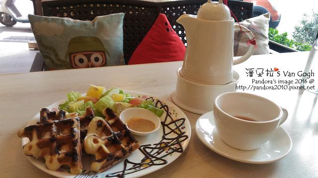 2016.11.29-(56 coffee)約克夏紅茶、巧克力米鬆餅.jpg