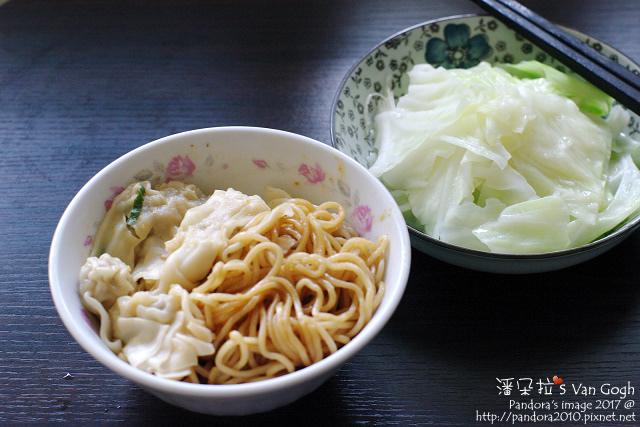 2017.04.05-(小麵館)桂香紅油抄手麵、高麗菜.jpg