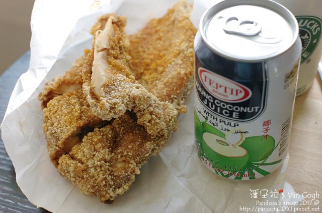 2017.07.27-(美樂福)香雞排、(TEP TIP)椰子汁+冰塊.jpg