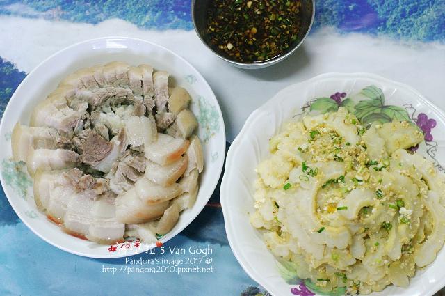 2017.08.18-蒜泥白肉、鹹蛋苦瓜-.jpg