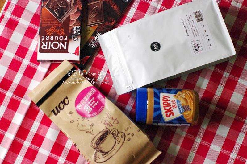 2018.03.22-咖啡豆、巧克力、花生醬.jpg