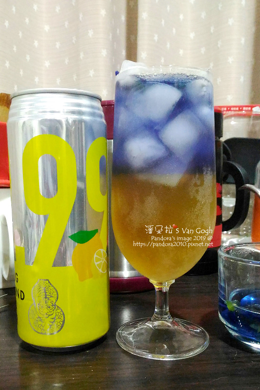 2019.11.08-蝶豆花茶、(臺虎精釀)長島冰啤-4.jpg