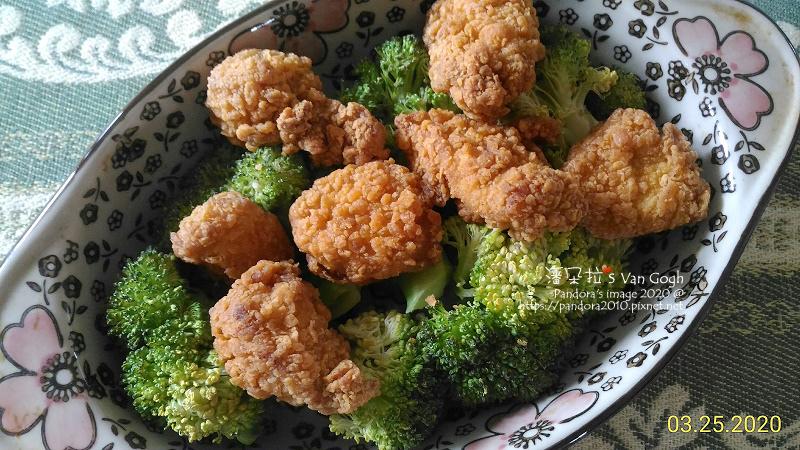 2020.03.25-(7-11)鹽酥雞、綠花椰菜.jpg