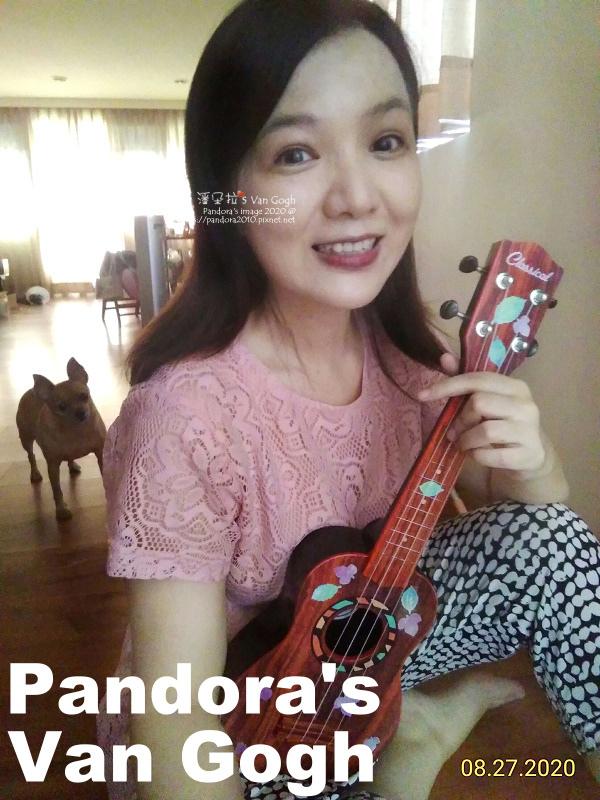 2020.08.27-Pandora 潘朵拉's Van Gogh