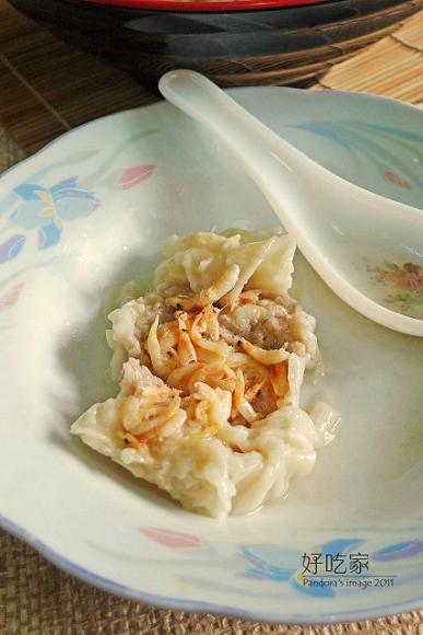 好吃家-櫻花蝦餛飩