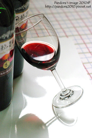 潘朵拉紅酒 Pandorla red wine