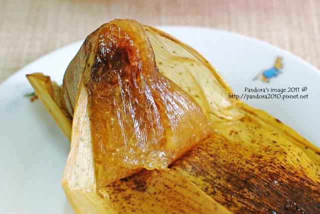 紅豆甜心鹼粽