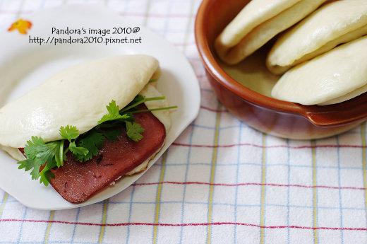 刈包 Steamed Sandwich