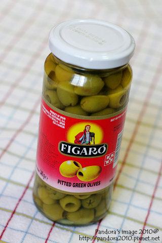 裴加羅綠橄欖(FIGARO)